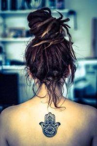 tatuaj hamsa