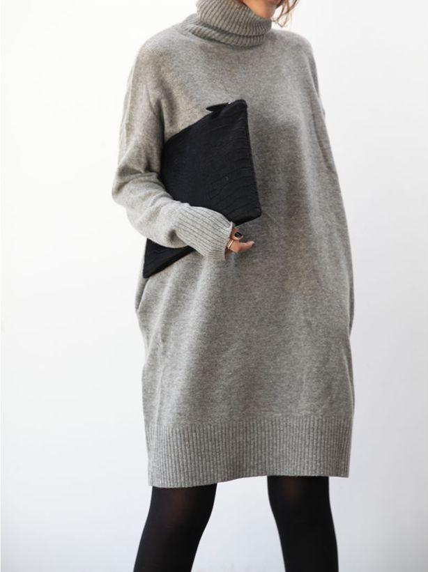 rochie maleta tricotata