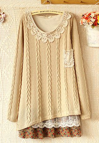 rochie tricotata in straturi