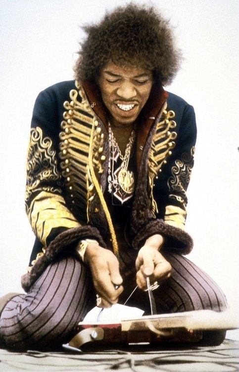 hippie style icons jimmi hendrx 3