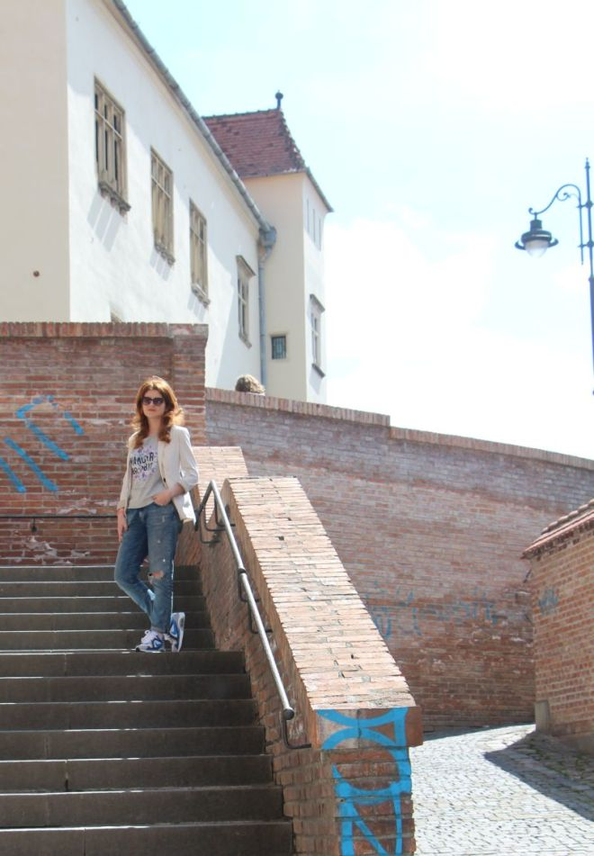 pasajul scarilor sibiu