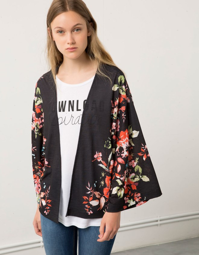 kimono bershka 119 lei