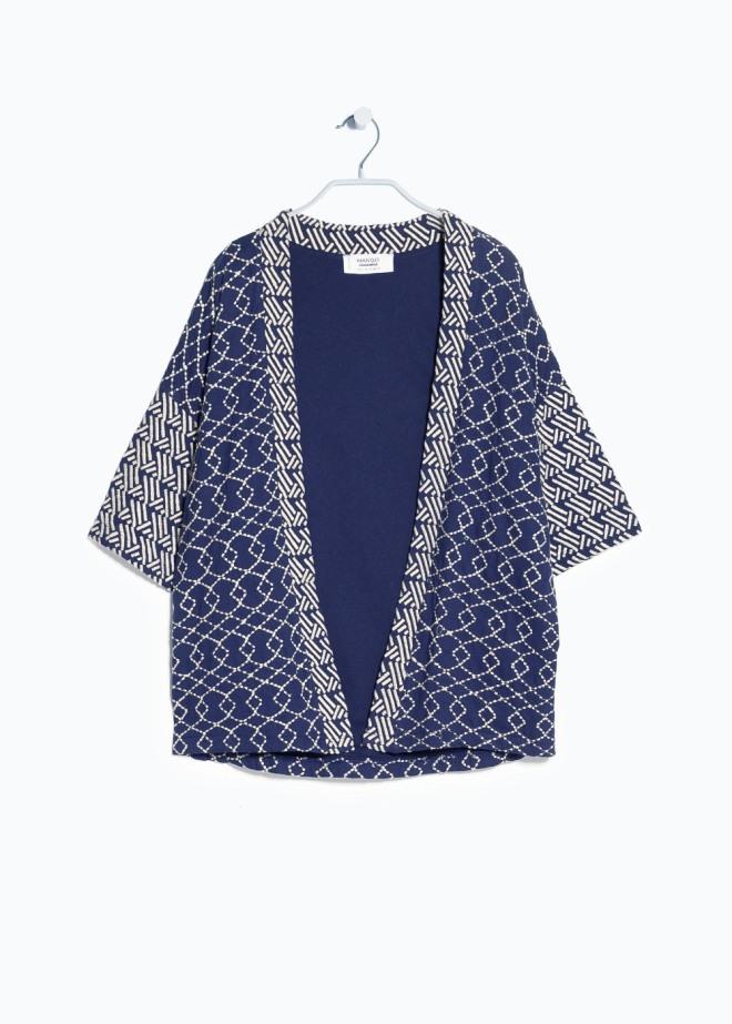 kimono mango 179 lei