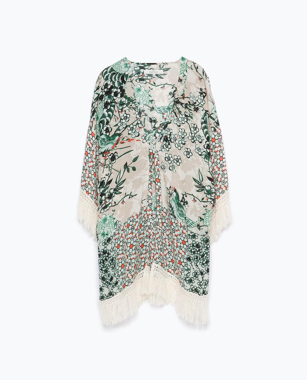 kimono zara 169 lei