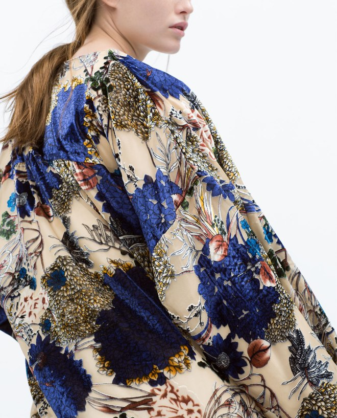 kimono zara 2