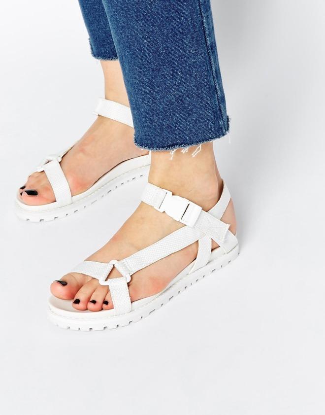 sandale asos 34 lire