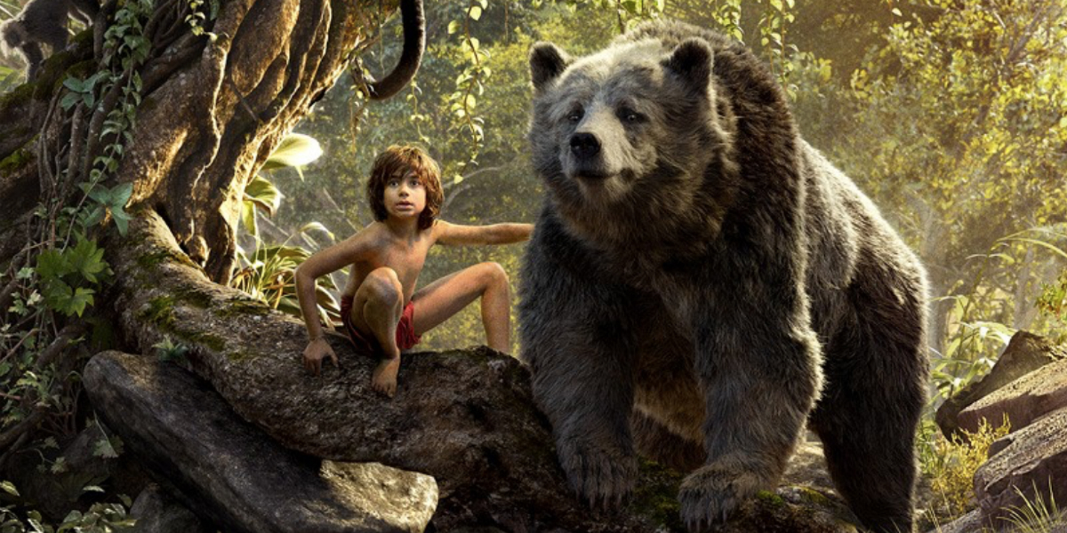 cartea junglei mowgli si baloo