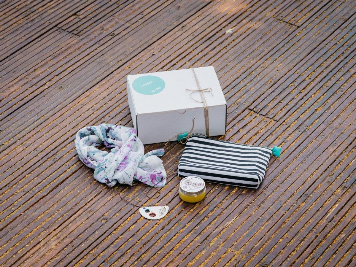 in a box cutie tematica produse romanesti